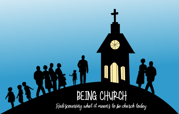 Being Church Background Text